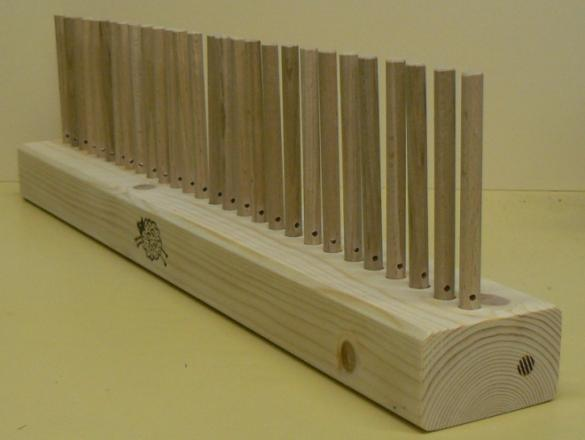 Pegloom with 8mm beech pegs